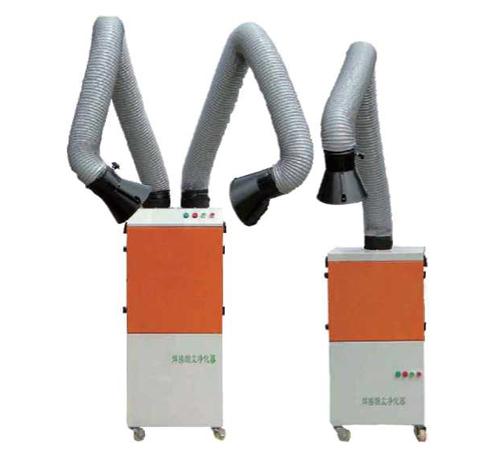 可移动式焊接打磨烟尘处理装置