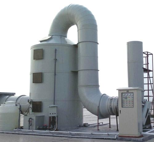吴中酸碱废气处理装置